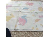 Laura Ashley Woodland Animals fabric