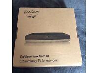 You view + HD Set Top Box Recorder Brand New