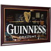 Guinness Bar Mirror