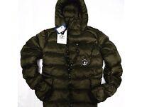 CP Company Men's Puffer Coat