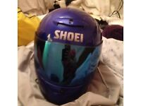 Shoei Raid Women's Motorbike Helmet medium