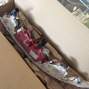 Audi Q5 tail light harness without assembly