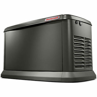 Honeywelltrade 11 Kw Air-cooled Aluminum Home Standby Generator