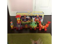 Ninky Nonk Musical Activity Train plus miniature ninky nonk