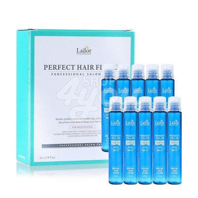 Lador Perfect Hair Fill-Up 13ml X 10ea +Free Sample
