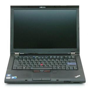 Ordinateur portable Lenovo Thinkpad T410 - Core I5-520M 2.4 Ghz