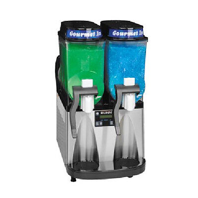 Bunn 34000.0081 Ultra-2 High Performance Frozen Drink Machine Ss Black