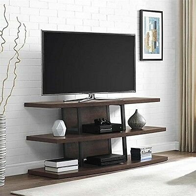 Ameriwood Home Castling Tv Stand For Tvs Up To 70In  Espresso 1801096Com New