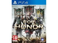 For Honor PS4 - Like New - Will Post