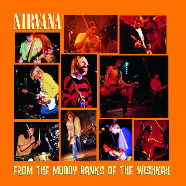 Nirvana - From The Muddy Banks Of The Wishkah - 2 x Vinyl LP *NEW & SEALED*