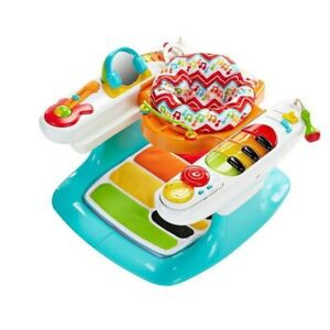 BNWT - Fisher Price 4 in 1 Step Piano baby piano