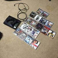 PS3 with 19 games 300 if u come get it tonight