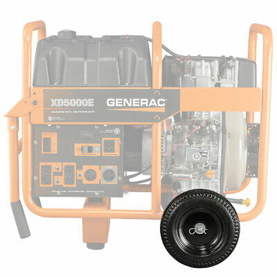 Generac Mobility Kit Xd5000e Portable Diesel Generators