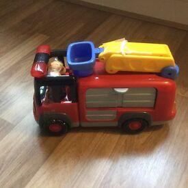 ELC light and sound fire engine