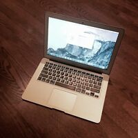 "Apple MacBook Air 13"" 1.8ghz i5 128GB 8GB Ram  (Mid 2012)"