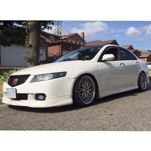 2004 Acura TSX Manual (6 Speed)