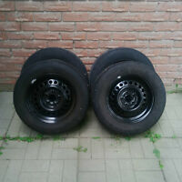 NEW Tires and Rims P195/60r14 85T Uniroyal Tiger