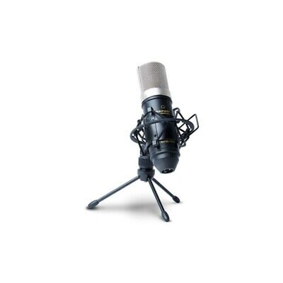 Marantz MPM-1000 Studio Condenser Microphone inc Shock Mount, Stand and Cable