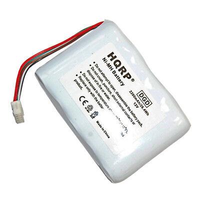 HQRP Batería Para Logitech Squeezebox Wi-fi Internet Radi...