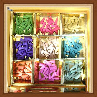 Ароматизированные палочки, благовони 25X Colorful Fragrances