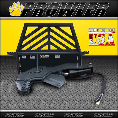 Prowler Non-rotating Tree Shear Skid Steer Attachment - 12 Inch Cut