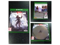 Rise of the Tomb Raider for the XBox One