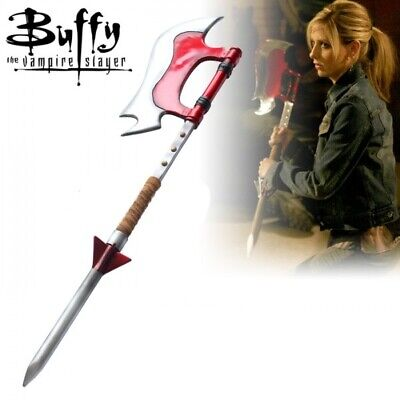 AX BUFFY VAMPIRE SLAYER Buffy's Scythe Axe