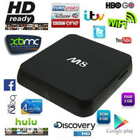 ★Quad Core M8 TV Box Android 8Gb 2Gb ram HDMI Bluetooth IPTV★