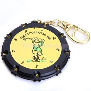 Golf-Stroke-Shot-Putt-Score-Counter-Keeper-Scoring-Tag-Bag-Clip-Keychain-18-Hole