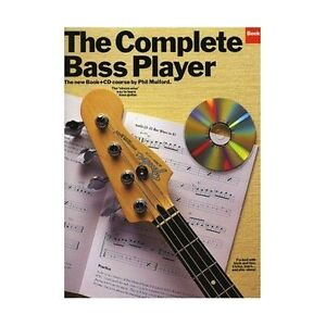 The Complete Bass Player: Bk. 2 by Phil Mulford (Paperback, 1992)