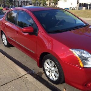 2010 Nissan Sentra with 80k only
