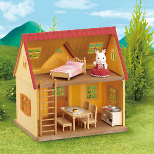 Calico Critters House and Makeup sets