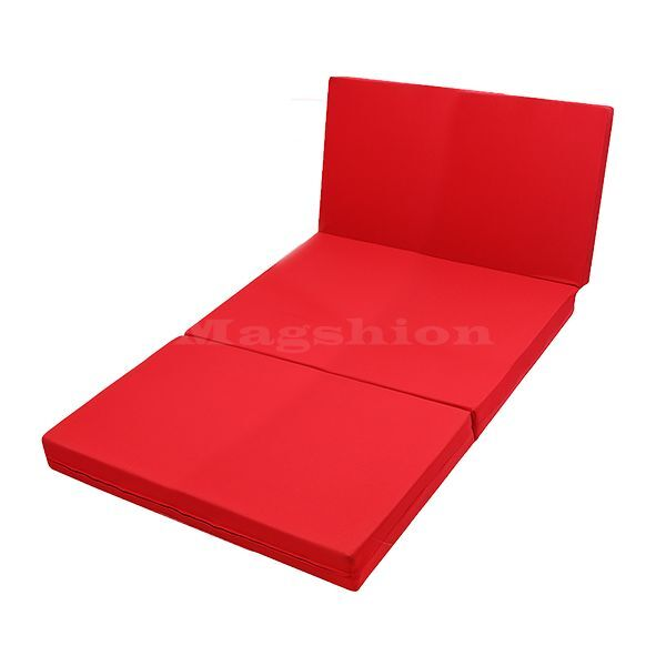 4 Inches Trifold Tri Folding Foam Bed Floor Foam Ottoman
