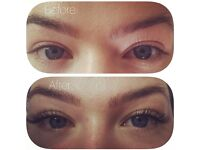 Eyelash extension from £25