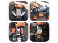 Avigo battery powered child's quad bike £45