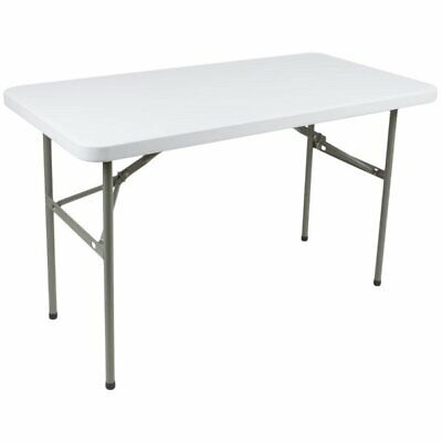 Outdoor Buffet Table (Folding Table Plastic Indoor Outdoor Party Banquet Buffet Catered Event)