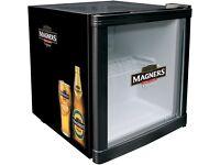 Magners mini fridge