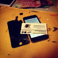 iPhone 5S Screen Repair $70 ALL THIS MONTH