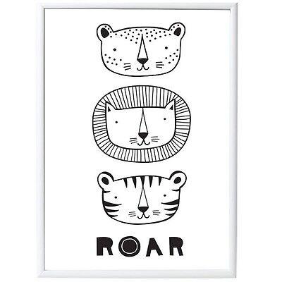 A little lovely Company Poster Roar