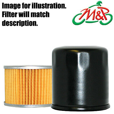 Victory Cross Country Tour 2014 High Quality Replacement Oil Filter