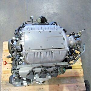 JDM Honda Odyssey Engine 3.0L 1999 2000 2001 2002 2003 2004