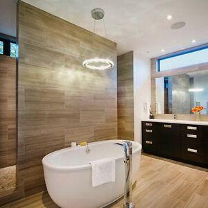 Bathrooms by Kingstree plumbling Edmonton Edmonton Area image 6