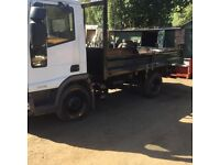 Px poss 2007 euro cargo e16 7,5 full tipper lez London