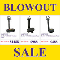 !!!BEST PRICES!!! BRAND NEW VIBRATION PLATES MACHINES ON SALE!!!