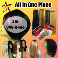 Sew-in Extensions Service in Windsor Ontario