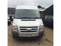 Ford transit panel van 110 T260S SWB