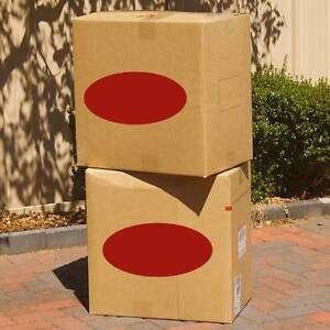 CARDBOARD BOXES. Packing. Moving. Storage. Fund raising 4 dogs. Karrinyup Stirling Area Preview