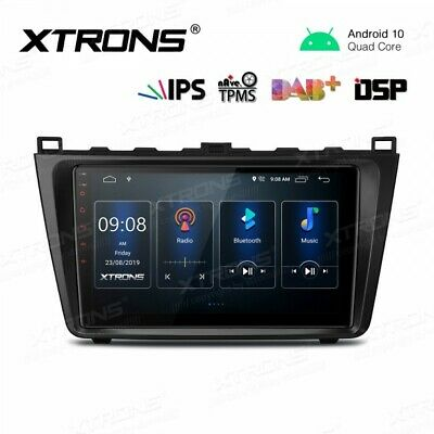 "9"" IPS Screen Android 10 DDR3 2G RAM + 16G ROM Mazda 6 /6 Ultra, Xtrons PST90M6M"