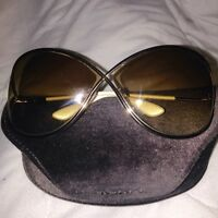 Like new womans tom ford sunglasses