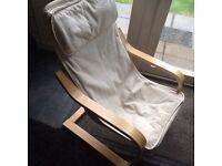Kids IKEA poang chair